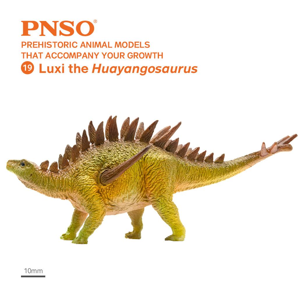 PNSO Luxi the Huayangosaurus info