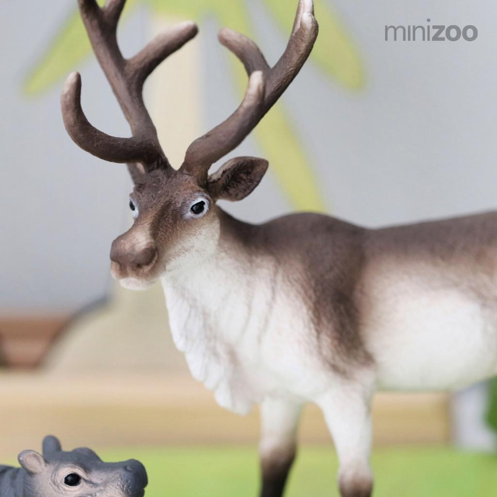 Schleich Reindeer lifestyle