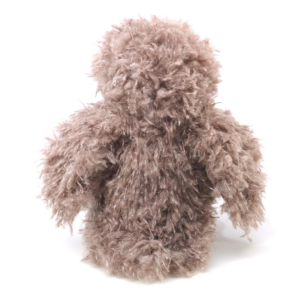Folkmanis Owlet Puppet back