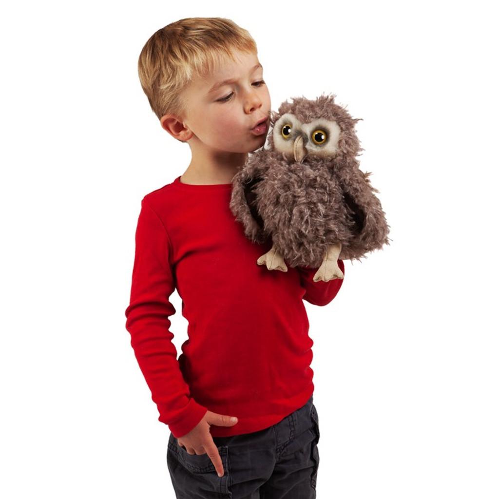 Folkmanis Owlet Puppet