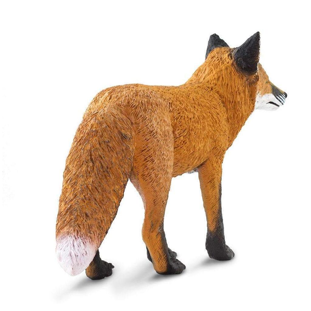 Safari Ltd Red Fox Jumbo back