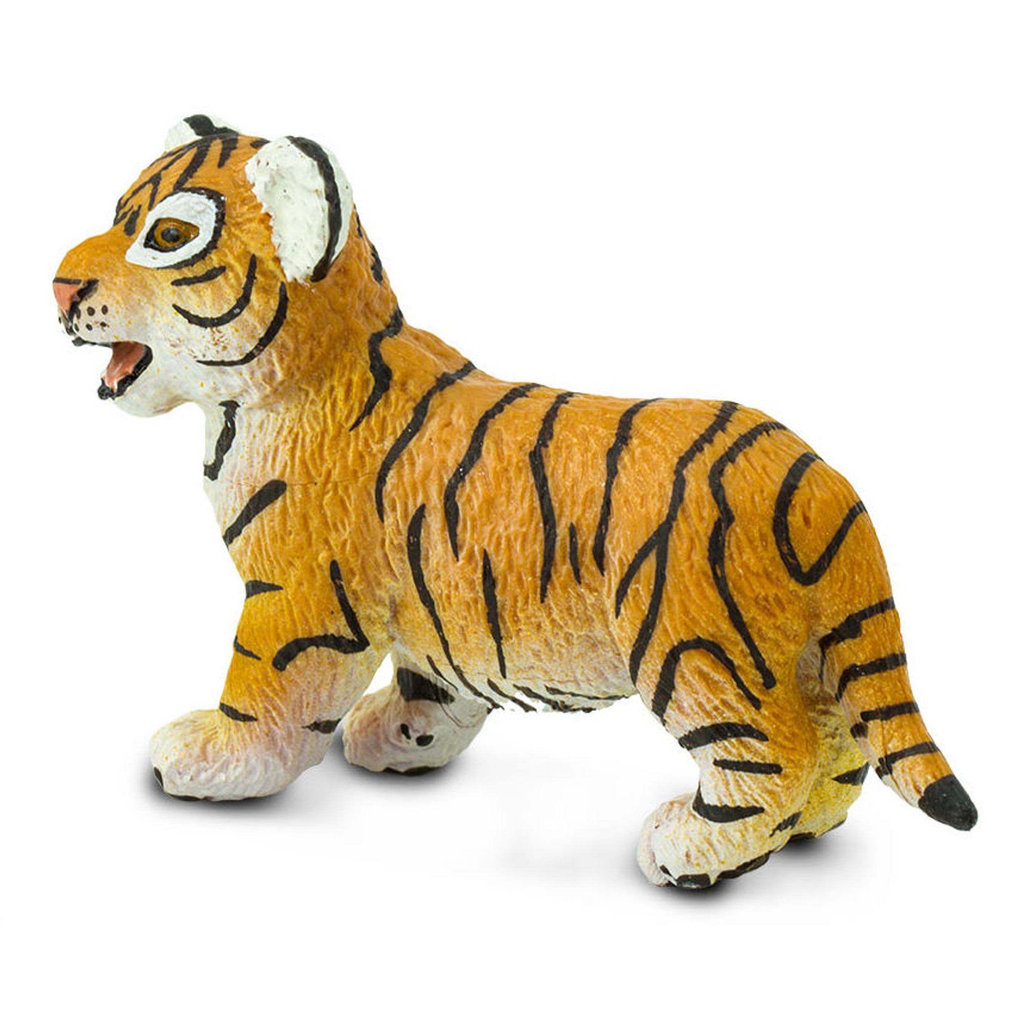 Safari Ltd Wild Safari Wildlife Bengal Tiger Cub 294929 Playsets ...