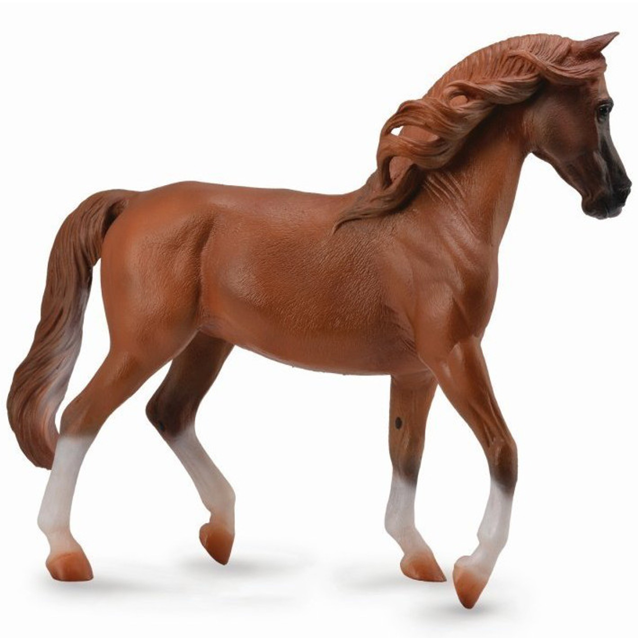 Collecta Arabian Mare Chestnut Deluxe Scale 89884 Free Shipping