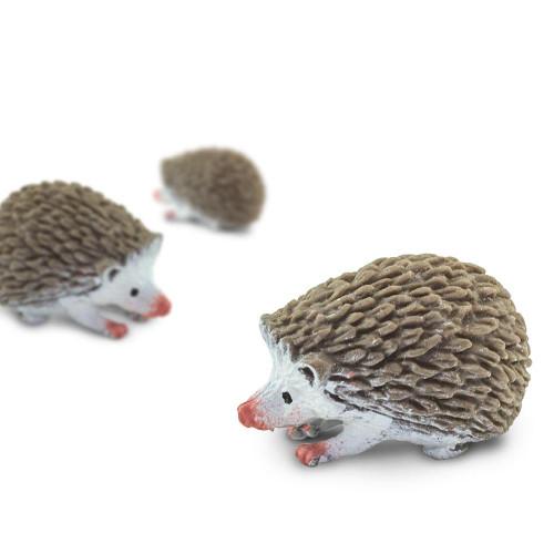Safari Ltd Mini Hedgehogs