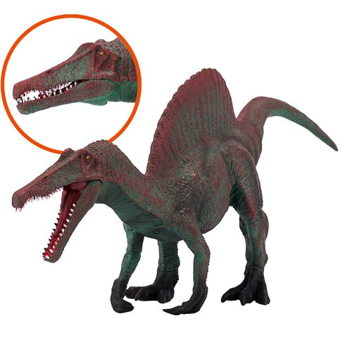 Mojo Spinosaurus Deluxe with Articulated Jaw