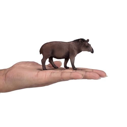 Mojo Brazilian Tapir size in hand