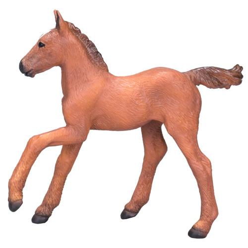 Mojo Arabian Foal Chestnut