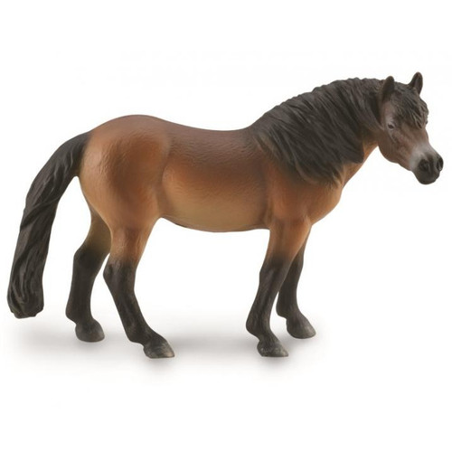 CollectA 2020 Horse Exmoor Pony Stallion