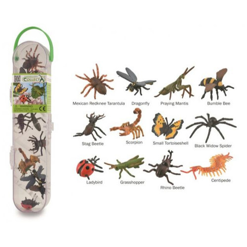 CollectA Mini Insects & Spiders Tube A1106