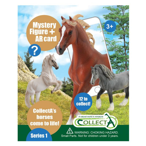 CollectA Augmented Reality Horse Edition packaging