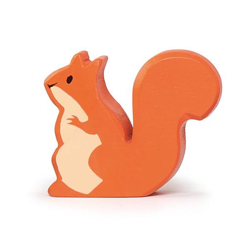 Tender Leaf Toys Wooden Red Squirrel