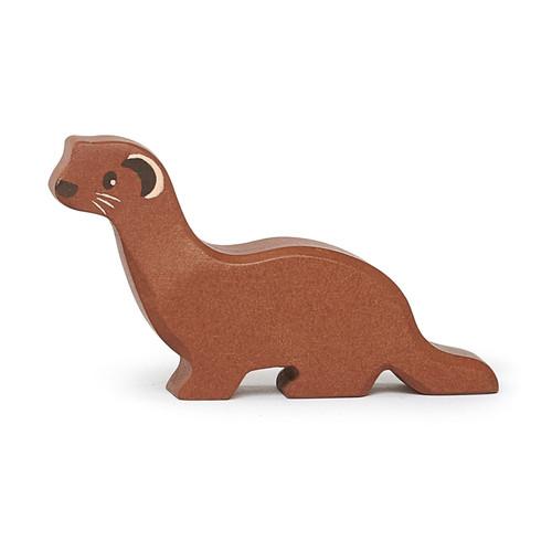 Tender Leaf Toys Wooden Weasel