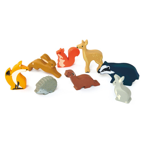 Tender Leaf Toys Woodland Animals (each sold separately)