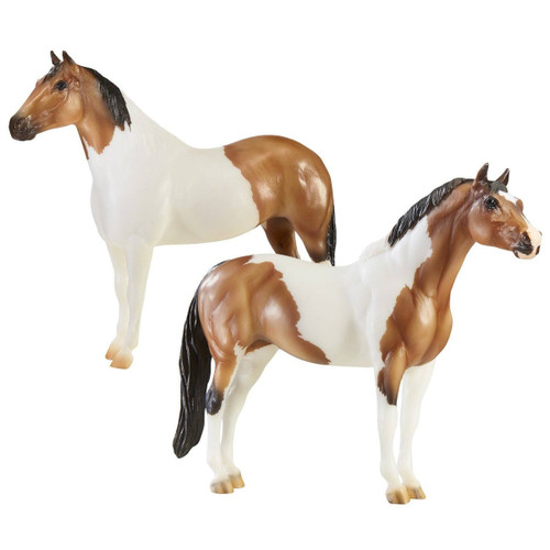 Breyer The 'Gangsters' Driving Pair