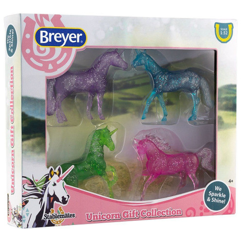 Breyer Unicorn Gift Collection packaging