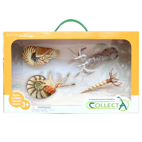 CollectA Prehistoric Sea Creatures Gift Set A 4pc