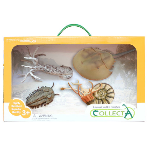 CollectA Prehistoric Sea Creatures Gift Set B 4pc