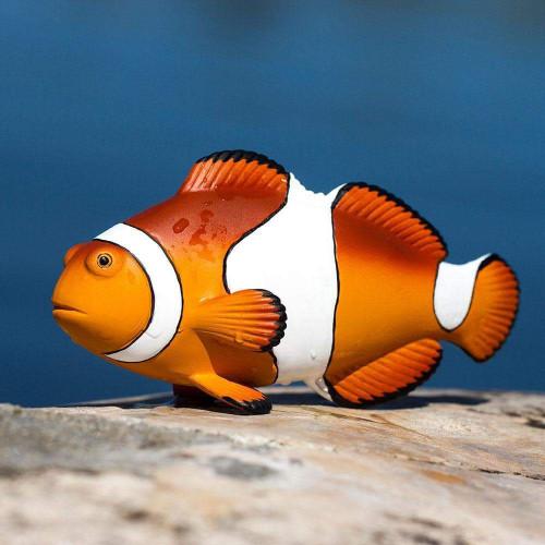 Safari Ltd Clown Anenomefish Incredible Creatures ocean
