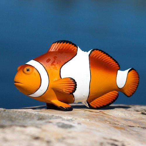 Safari Ltd Clown Anenomefish Incredible Creatures ocean