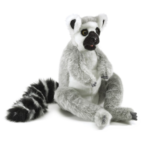 Folkmanis Ring-tailed Lemur Puppet