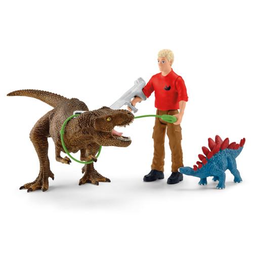 Schleich Tyrannosaurus Rex Attack 41465