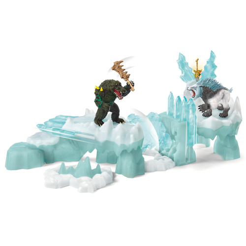 Schleich Attack on Ice Fortress 42497
