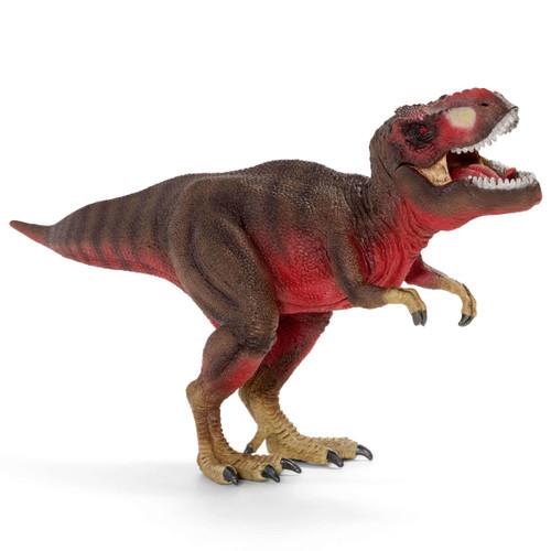 Schleich Tyrannosaurus Rex Red Exclusive