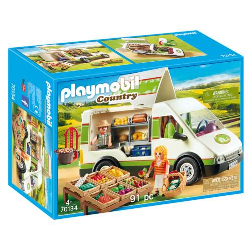 Playmobil Mobile Farm Market box
