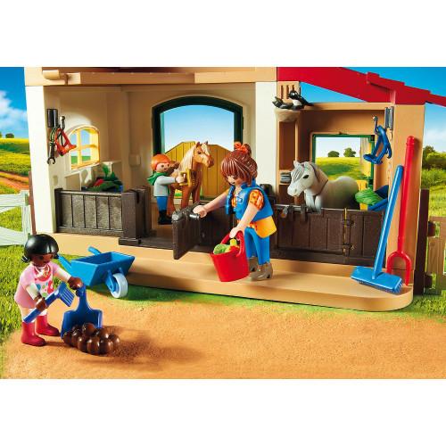 Playmobil Pony Farm lifestyle 4