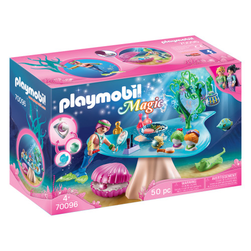 Playmobil Beauty Salon with Jewel Case packaging