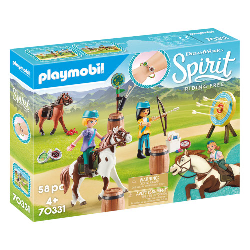 Playmobil Spirit Outdoor Adventure packaging