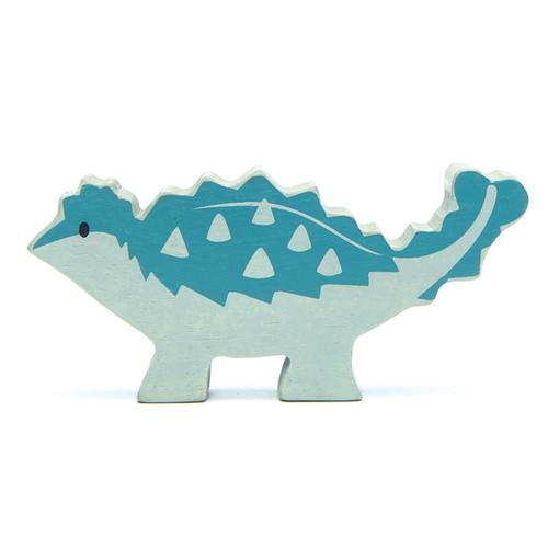 Tender Leaf Toys Wooden Dinosaur Ankylosaurus