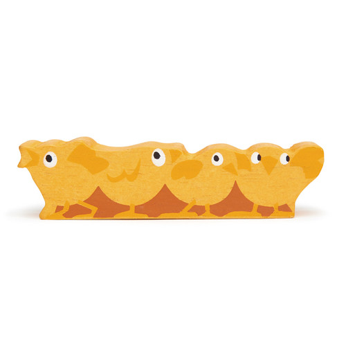 Tender Leaf Toys Wooden Chicks