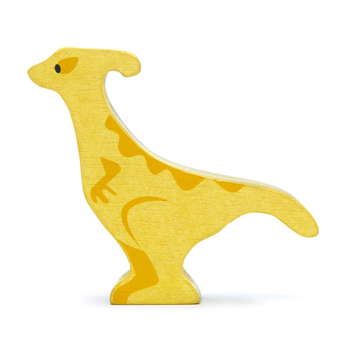 Tender Leaf Toys Wooden Dinosaur Parasaurolophus
