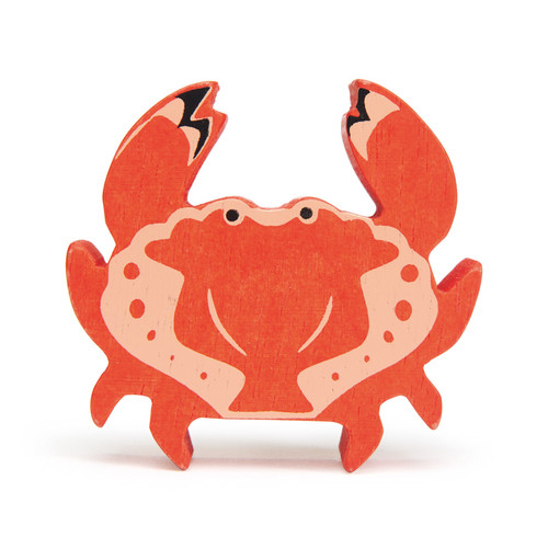 Tender Leaf Toys Wooden Crab