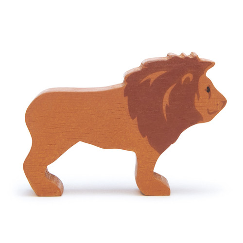 Tender Leaf Toys Wooden Lion