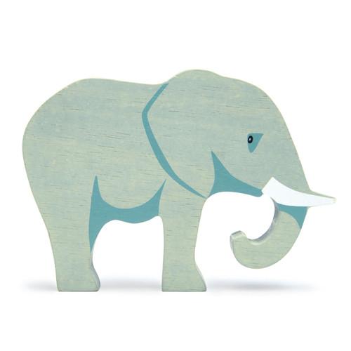 Tender Leaf Toys Wooden Elephant