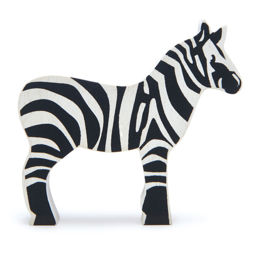 Tender Leaf Toys Wooden Zebra