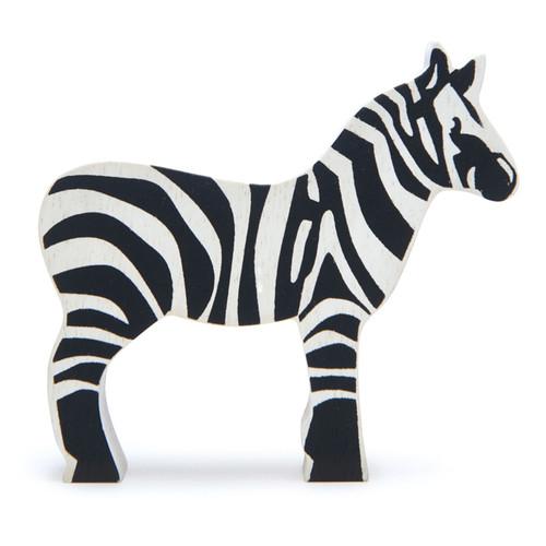 Tender Leaf Toys Wooden Zebra