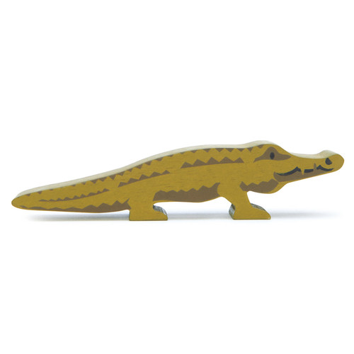 Tender Leaf Toys Wooden Crocodile