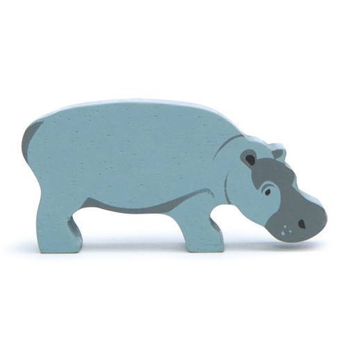 Tender Leaf Toys Wooden Hippo