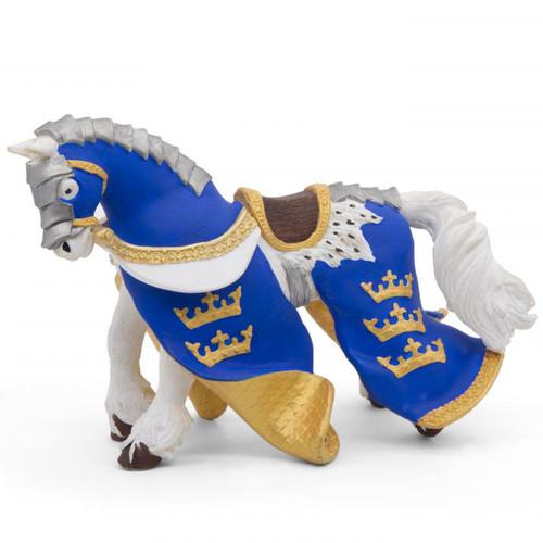 Papo Blue King Arthur Horse