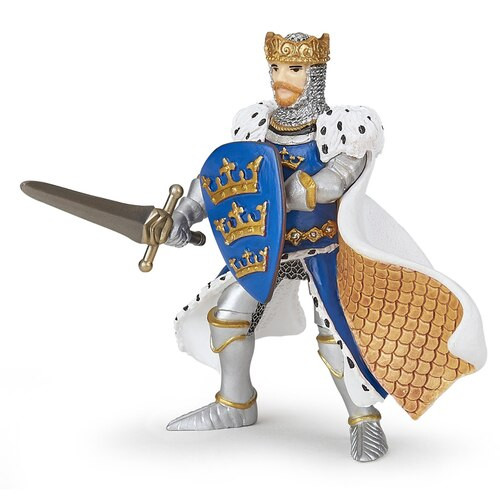 Papo King Arthur Blue