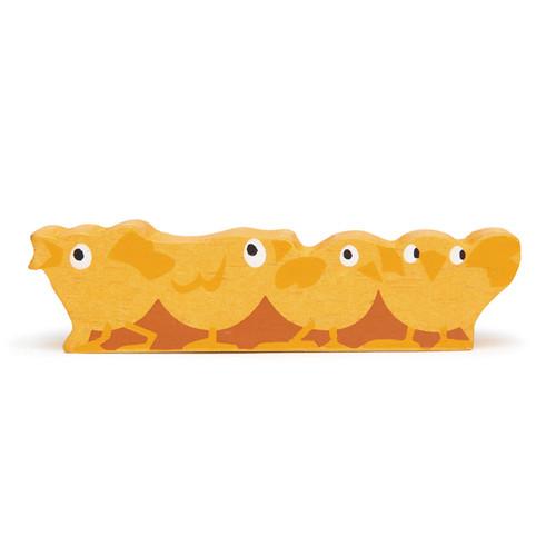 Tender Leaf Toys Wooden chicks