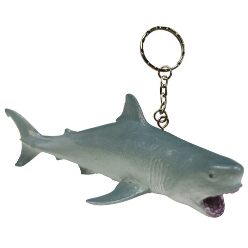 Science and Nature Shark Keychain