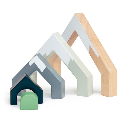 Tender Leaf Toys Mountain Pass Stack