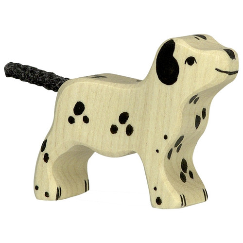Dalmatian Puppy Holztiger