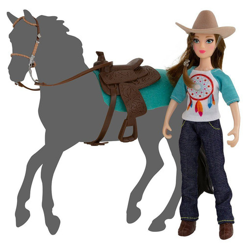 Breyer Natalie Cowgirl