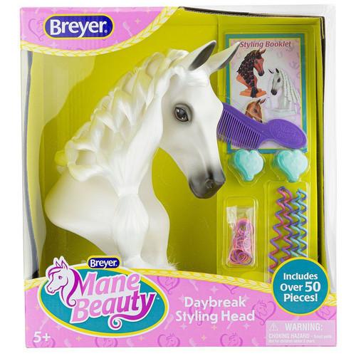 Breyer Mane Beauty Styling Head Daybreak
