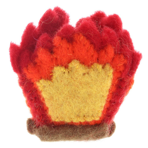 Papoose Mini Fire front view